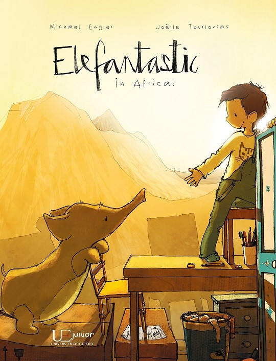 Elefantastic in Africa!