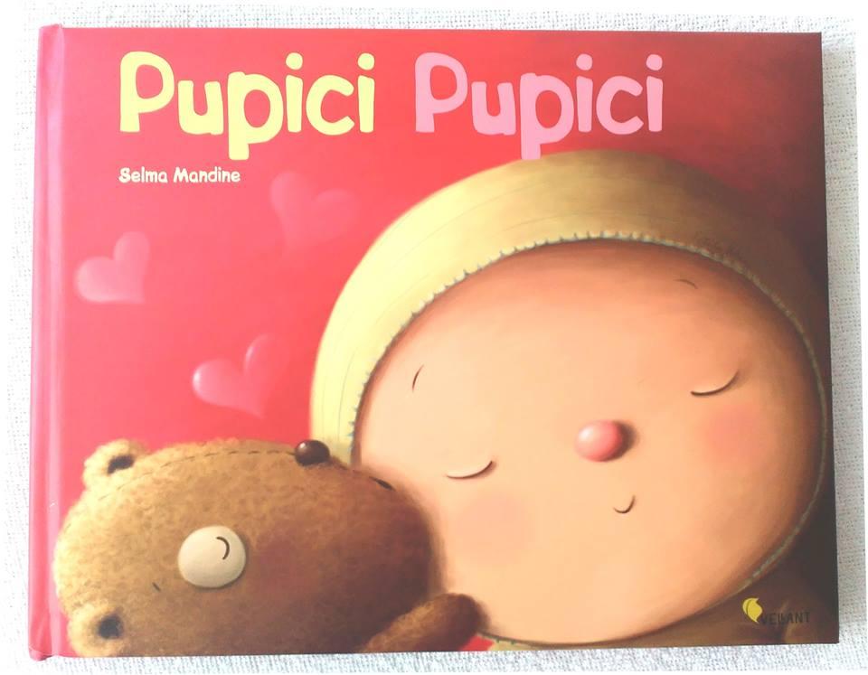 Recenzie Pupici pupici - Selma Mandine