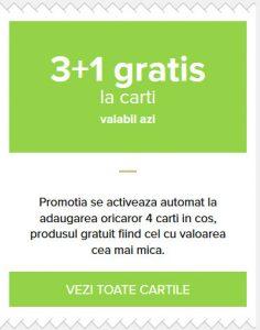 3+1 carti gratis