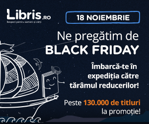 Black Friday la Libris.ro