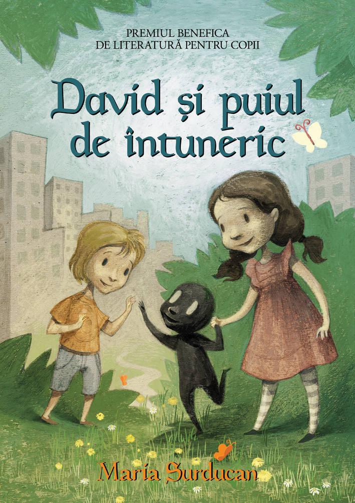 David și puiul de întuneric - Maria Surducan