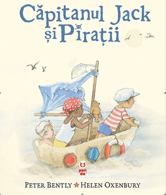 Căpitanul Jack și pirații – Peter Bently