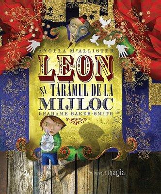 Leon și Tărâmul de la Mijloc – Angela McAllister