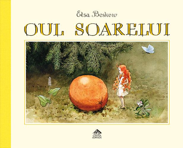 Oul soarelui – Elsa Beskow