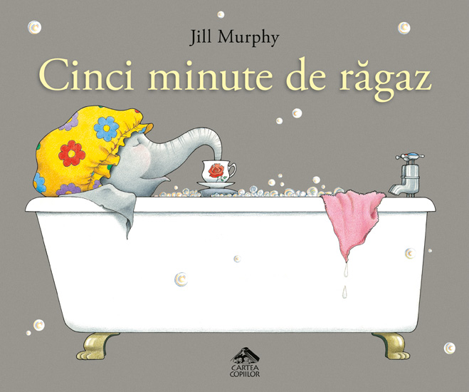 Cinci minute de răgaz – Jill Murphy