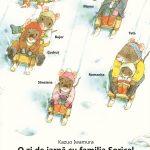 Cartea Copiilor O zi de iarna cu familia Soricel 1